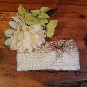 Other - Handmade newborn headband/ear warmer